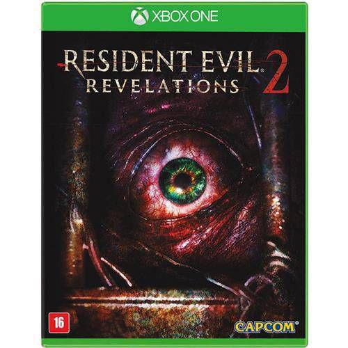 Resident Evil Revelations 2 - Xbox One ( USADO )