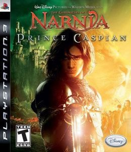 The chronicles of narnia: prince caspian - Ps3 ( USADO )