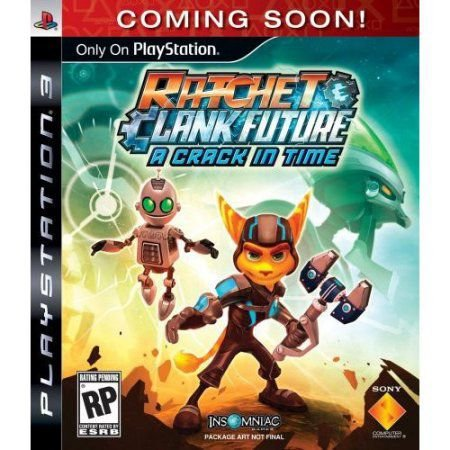 Ratchet & Clank: A Crack in Time - PS3 ( USADO )