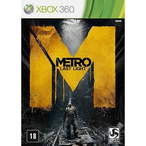 Metro: Last Light Limited - XBOX 360 ( USADO )