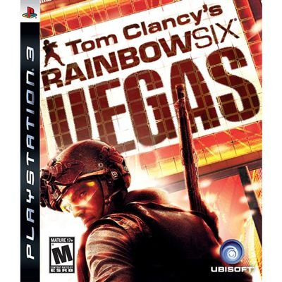 Tom clancy's rainbow six vegas - PS3 ( USADO )