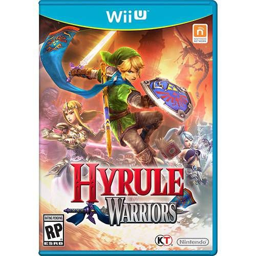 Hyrule Warriors - Wii U ( USADO )