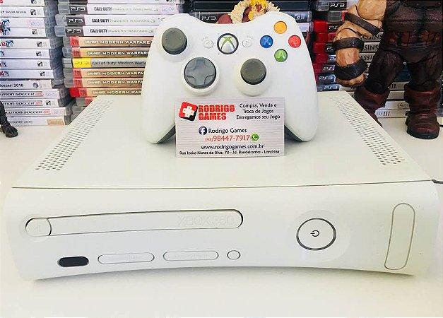 Console Xbox 360 Desbloqueado ( USADO )