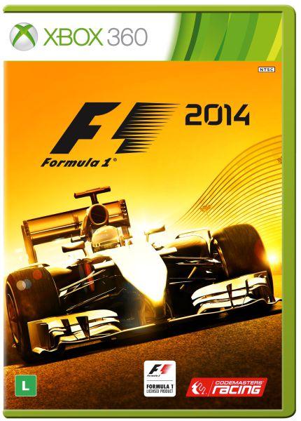 Formula 1 2014 - Xbox 360 ( USADO )