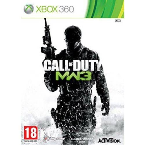 Call of Duty - Modern Warfare 3 - XBOX 360 ( USADO )