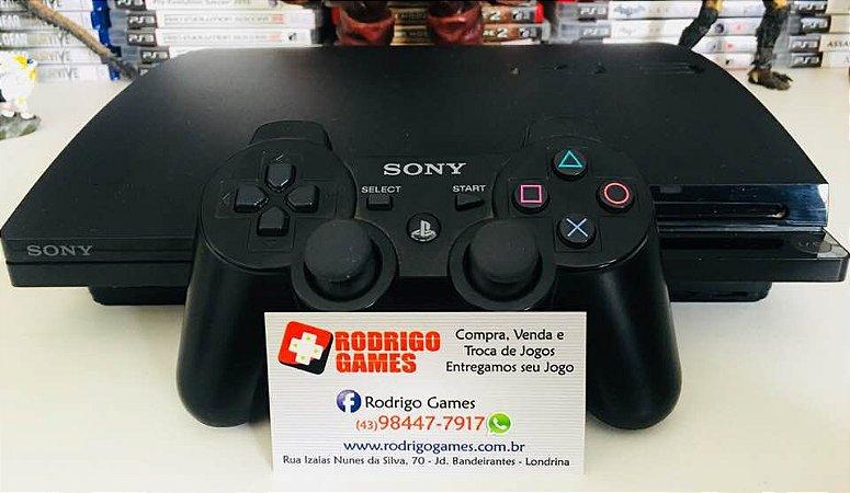 Console PS3 160GB ( USADO )
