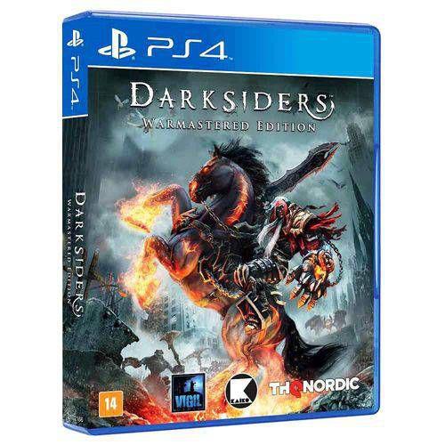 Darksiders Warmastered Edition - Ps4 ( USADO )