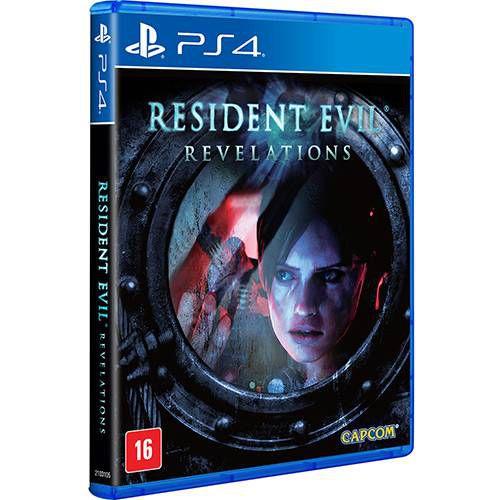 Resident Evil: Revelations - PS4 ( USADO )