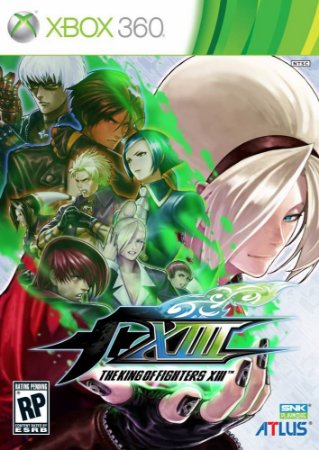 The King of Fighters XIII - Xbox 360 ( USADO )