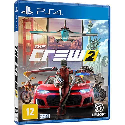The Crew 2 - PS4 ( USADO )