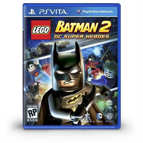 Lego Batman 2: Dc Super Heroes - PS Vita ( USADO )