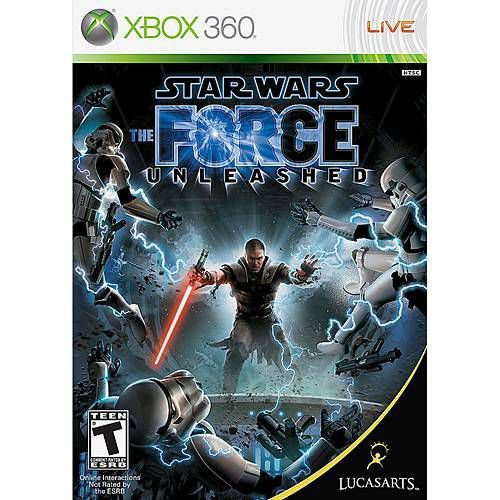 Star Wars: The Force Unleashed - Xbox 360 ( USADO )