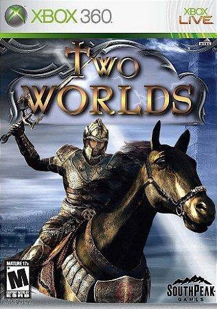 Two Worlds  - Xbox 360 ( USADO )