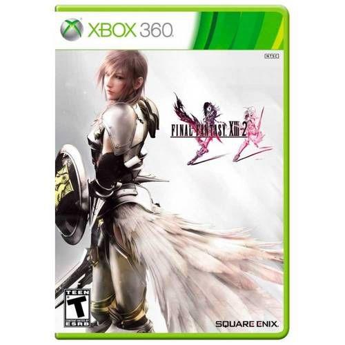 Final Fantasy Xiii-2 - Xbox 360 ( USADO )