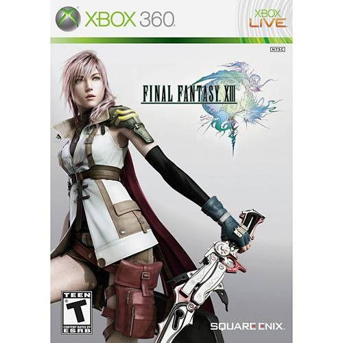 Final Fantasy XIII - Xbox 360 ( USADO )