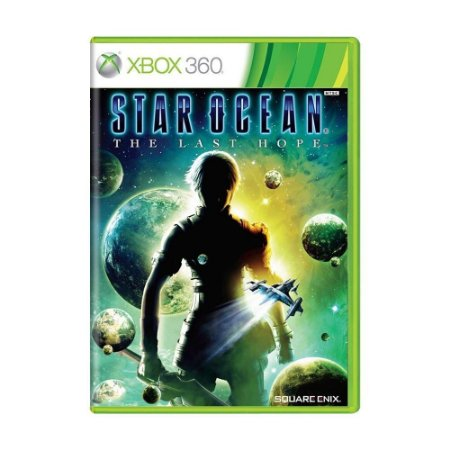 Star Ocean: The Last Hope - Xbox 360 ( USADO )