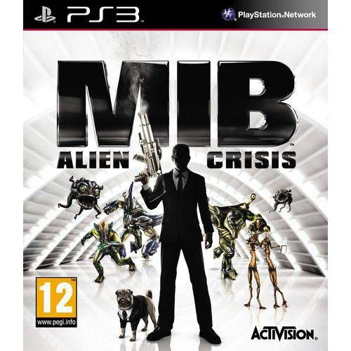 Men In Black: Alien Crisis - Ps3 ( USADO )