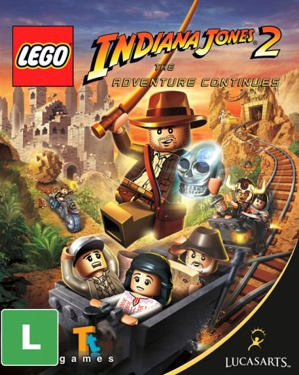 Lego Indiana Jones 2: The Adventure Continues - PS3 ( USADO )