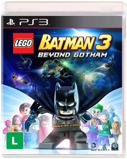 Lego Batman 3 - Beyond Gotham - PS3 ( USADO )