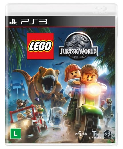 Lego Jurassic World - PS3 ( USADO )