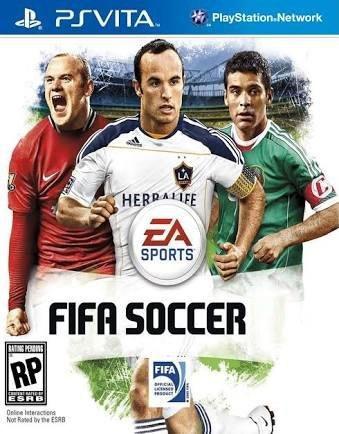 Fifa Soccer - PS Vita ( USADO )