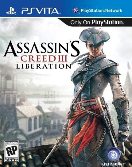 Assassins Creed 3: Liberation - Ps Vita ( USADO )