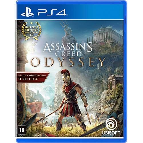 Assassins Creed Odyssey - PS4 ( USADO )