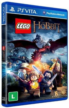 Lego Hobbit - Ps vita ( USADO )