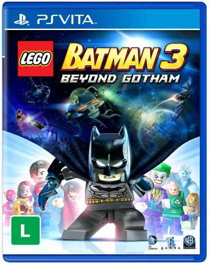 Lego Batman 3 - Beyond Gotham - Ps Vita ( USADO )