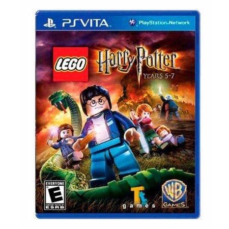 LEGO Harry Potter: Years 5-7 - PS Vita ( USADO )