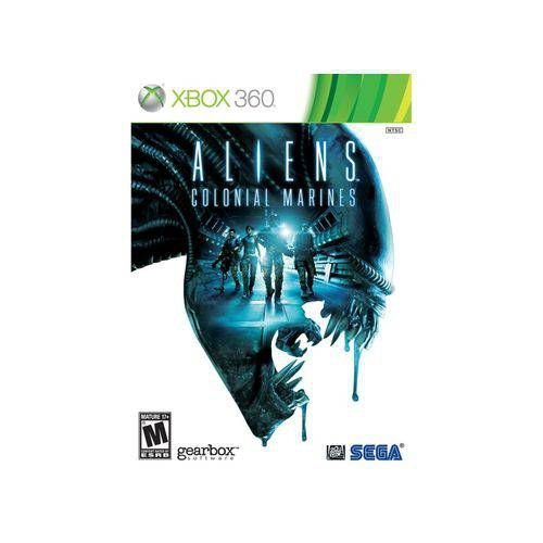 Aliens Colonial Marines - Xbox 360 ( USADO )