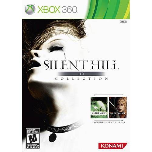 Silent Hill HD Collection - XBOX 360 ( USADO )