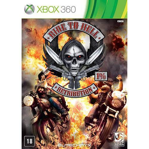 Ride To Hell: Retribution - XBOX 360 ( USADO )