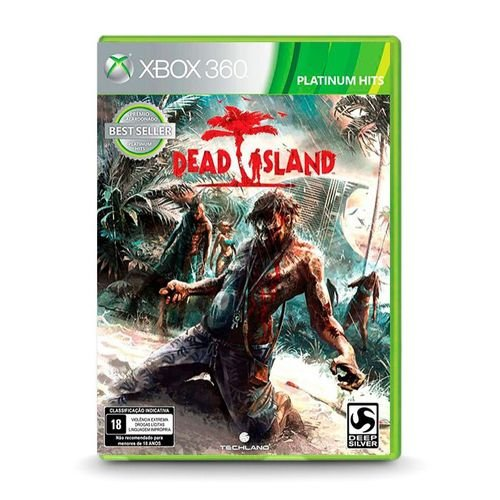 Dead Island - Xbox 360 ( USADO )