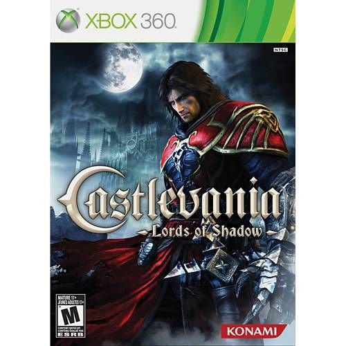 Castlevania Lords of Shadow - Xbox 360 ( USADO Sistema PAL )