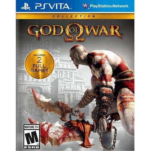 God Of War Collection - Ps vita ( USADO )