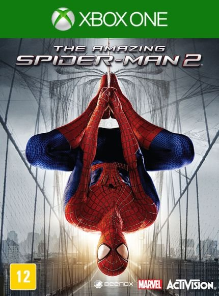 The Amazing Spider-Man 2 - Xbox One ( USADO )
