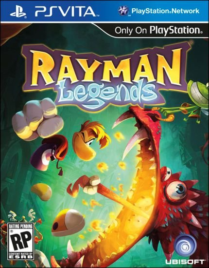 Rayman Legends - Ps Vita ( USADO )