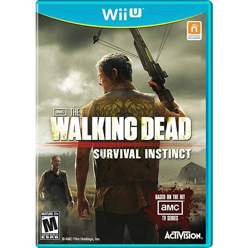 The Walking Dead Survival Instinct - Wii U ( USADO )
