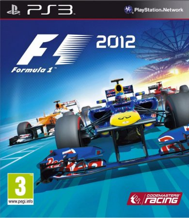 Formula 1 2012 - PS3 ( USADO )