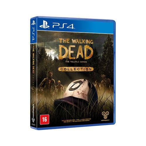 The Walking Dead Collection - PS4 ( USADO )