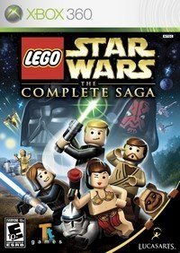 Lego Star Wars the Complete Saga - Xbox 360 ( USADO )