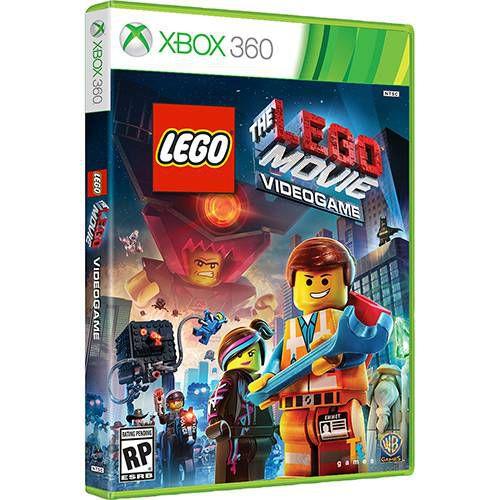 The Lego Movie Videogame - Xbox 360 ( USADO )