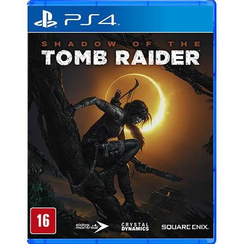 Shadow Of The Tomb Raider - PS4 ( USADO )