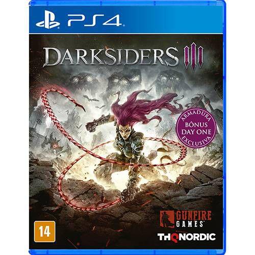 Darksiders 3 Edição de Lançamento - PS4