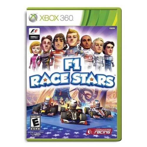 F1 Race Stars - Xbox 360 ( USADO )