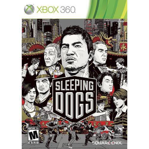 Sleeping Dogs - Xbox 360 ( USADO )