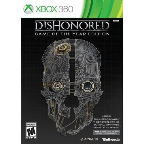 Dishonored: Game Of The Year Edition - Xbox 360 ( USADO )