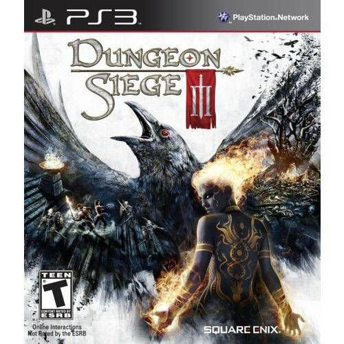 Dungeon Siege 3 Ps3 ( USADO )