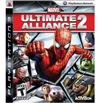 Marvel Ultimate Alliance II - PS3 ( USADO )